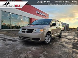 Used 2009 Dodge Grand Caravan SE for sale in Calgary, AB