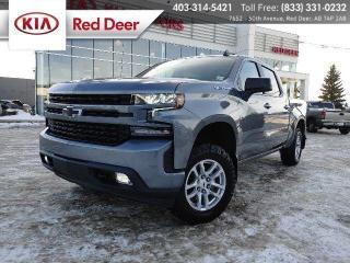 Used 2019 Chevrolet Silverado 1500 RST, 4x4, V8, Trailer Brake Controller, Box Lights, Back-up Camera for sale in Red Deer, AB