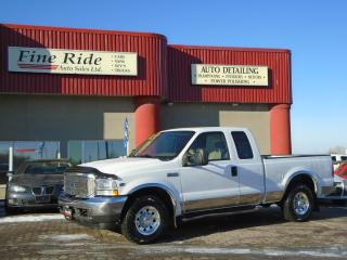 Used 2002 Ford F-250 Super Duty Lariat for sale in West Saint Paul, MB