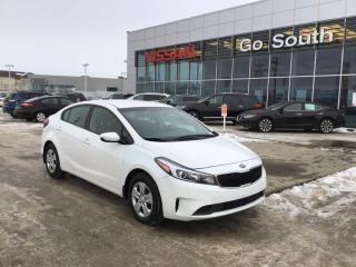 Used 2017 Kia Forte LX+, AUTO, SEDAN, HEATED SEATS for sale in Edmonton, AB