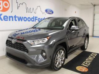 Used 2020 Toyota RAV4 XLE | AWD | Leather | Sunroof | Clean Carproof for sale in Edmonton, AB