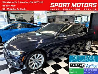 Used 2017 BMW 3 Series 330i xDrive+GPS+Camera+Sensors+Roof+ACCIDENT FREE for sale in London, ON