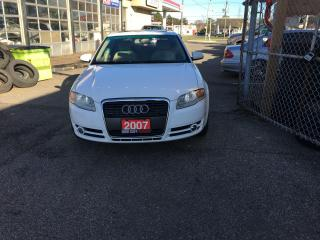 Used 2007 Audi A4 2.0T for sale in Etobicoke, ON