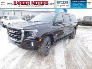 New 2021 GMC Yukon XL AT4 for sale in Weyburn, SK