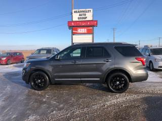 Used 2016 Ford Explorer XLT for sale in Headingley, MB