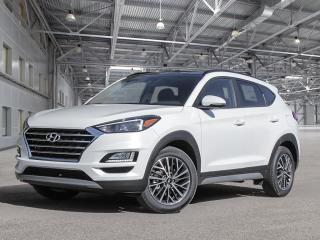 New 2021 Hyundai Tucson Luxury for sale in Winnipeg, MB