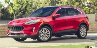 Used 2020 Ford Escape SEL for sale in Brockville, ON
