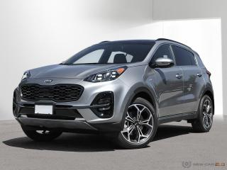 New 2021 Kia Sportage SX AWD for sale in Kitchener, ON
