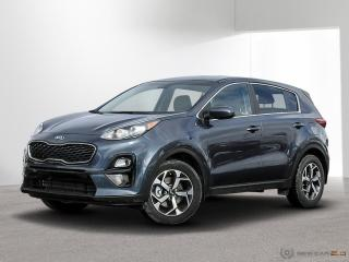 New 2021 Kia Sportage LX for sale in Kitchener, ON