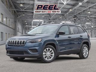 New 2021 Jeep Cherokee Sport for sale in Mississauga, ON