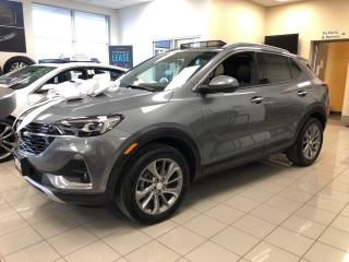 New 2021 Buick Encore GX Essence AWD for sale in Napanee, ON