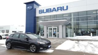 Used 2016 Ford Focus SE for sale in North Bay, ON