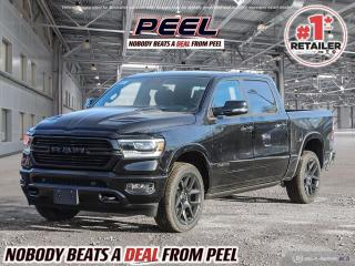 New 2021 RAM 1500 Laramie Night Edition for sale in Mississauga, ON