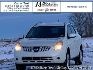 Used 2008 Nissan Rogue SL  2.5L I4,AWD,HEATED SEATS for sale in Kipling, SK