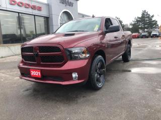 New 2021 RAM 1500 Classic Express Crew 4x4 V8 Black Accent Pack for sale in Hamilton, ON