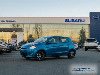 Used 2015 Mitsubishi Mirage SE for sale in Port Coquitlam, BC