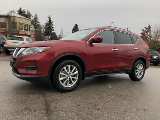 Used 2020 Nissan Rogue FWD S for sale in Surrey, BC