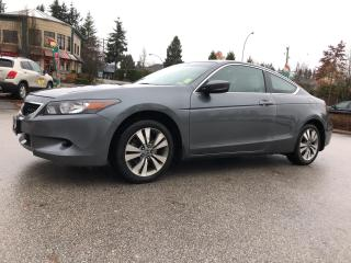 Used 2010 Honda Accord Coupe 2dr I4 Auto EX-L w-Navi for sale in Surrey, BC