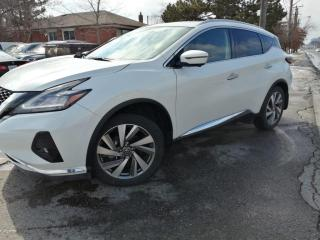 Used 2019 Nissan Murano SL AWD | Leather | Sunroof for sale in Toronto, ON