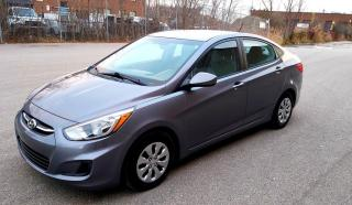 Used 2016 Hyundai Accent NO ACCIDENTS | 55,000 KM | HEATED SEATS for sale in Concord, ON