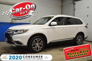 Used 2018 Mitsubishi Outlander TOURING AWD | 7 PASS | REMOTE STARTER for sale in Ottawa, ON
