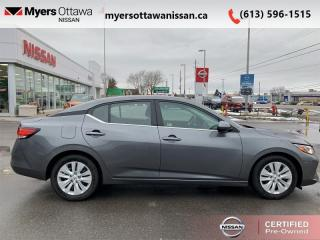Used 2020 Nissan Sentra S Plus CVT  - Android Auto for sale in Ottawa, ON
