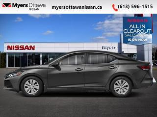 Used 2021 Nissan Sentra SV  - Heated Seats -  Android Auto for sale in Ottawa, ON