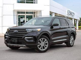New 2021 Ford Explorer XLT for sale in Oakville, ON