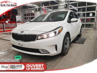 Used 2018 Kia Forte *LX+*CAMÉRA*A/C*BLUETOOTH** for sale in Québec, QC