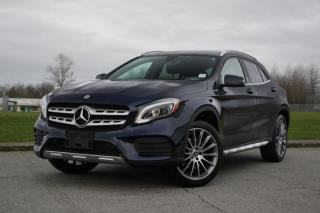 Used 2018 Mercedes-Benz GLA 250 4MATIC SUV for sale in Richmond, BC
