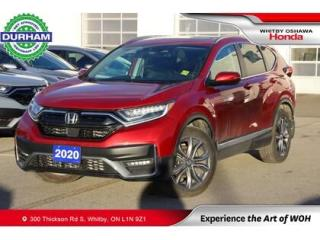 Used 2020 Honda CR-V Touring for sale in Whitby, ON