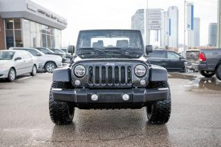 Used 2017 Jeep Wrangler JK Sport UPGRADED RIMS AND TIRES for sale in Concord, ON