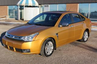 Used 2009 Ford Focus SEL LEATHER SUNROOF for sale in Regina, SK