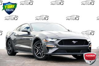 Used 2019 Ford Mustang GT Premium GT PREMIUM | RWD | 5.0L V8 ENGINE | 10-SPEED AUTOMATIC TRANSMISSION for sale in Kitchener, ON