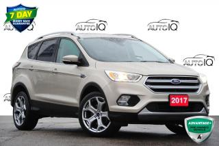 Used 2017 Ford Escape Titanium TITANIUM | 4WD | 2.0L ECOBOST ENGINE | TOURING PACKAGE for sale in Kitchener, ON