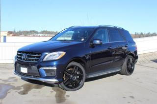 Used 2015 Mercedes-Benz ML63 AMG for sale in Langley, BC