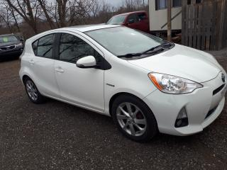 Used 2012 Toyota Prius c Technology for sale in Oshawa, ON
