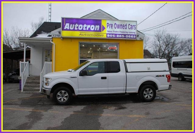 2015 Ford F-150 2015 Ford F-150 Supercab 6.5' 4X