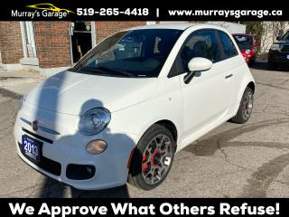 Used 2013 Fiat 500 Sport for sale in Guelph, ON