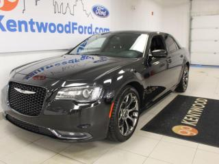 Used 2015 Chrysler 300 300S | Leather Seats | Clean Carproof | Sunroof | Great Looking! for sale in Edmonton, AB
