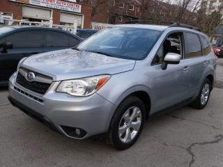 Used 2014 Subaru Forester TOURING for sale in Scarborough, ON