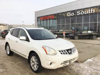 Used 2011 Nissan Rogue SL, AWD, LEATHER, NAVIGATION for sale in Edmonton, AB
