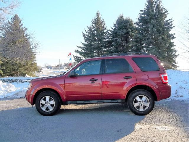 2011 Ford Escape XLT- LOW KMS