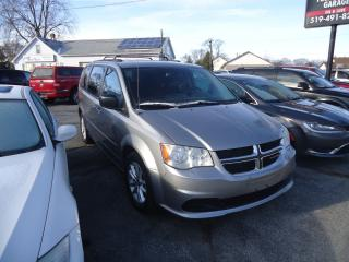 Used 2013 Dodge Grand Caravan SXT for sale in Sarnia, ON