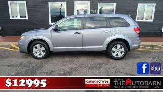 Used 2015 Dodge Journey Canada Value Pkg for sale in Saint John, NB