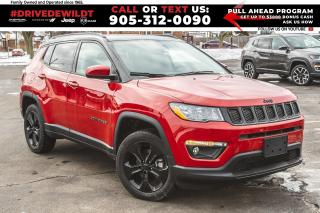 New 2021 Jeep Compass Altitude | Sun & Sound | Tow Pkg | for sale in Hamilton, ON