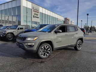 New 2021 Jeep Compass 4X4 HEATED SEATS, HEATED WHEEL APPLE CAR PLAY for sale in Pickering, ON