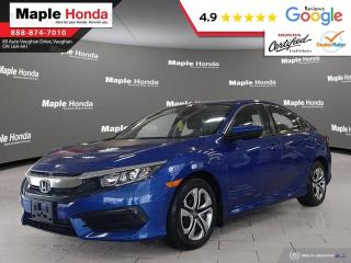 Used 2018 Honda Civic LX Bluetooth Rear Camera Heated Seats Apple Car Pl for sale in Vaughan, ON