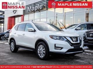 Used 2017 Nissan Rogue SV AWD Blind Spot Backup Camera Remote Starter for sale in Maple, ON