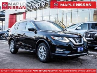 Used 2017 Nissan Rogue SV AWD Heated Seats Bluetooth Backup Camera for sale in Maple, ON